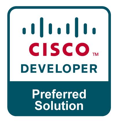 Cisco Developer Preferred Solution